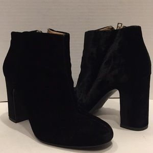 Madewell Suede Bootie
